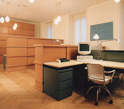 Realizzazione mobili su disegno dell 39 architetto milano for Cioccari arredamenti via appia