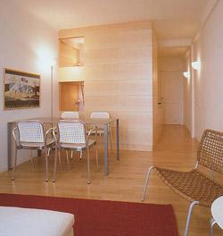 Realizzazione mobili su disegno dell\'architetto - Milano